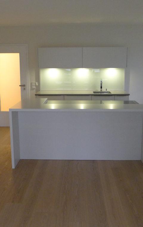 Renovierung Wohnung in Schleching